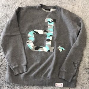 Diamond Supply Co. Crew Neck Sweater